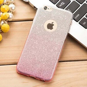 Insten Gradient Glitter Case Cover For Apple iPhone 4 (2)