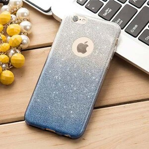 Insten Gradient Glitter Case Cover For Apple iPhone 4 (3)