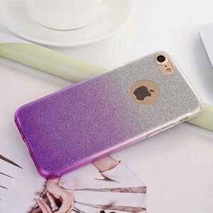 Insten Gradient Glitter Case Cover For Apple iPhone 4 (4)