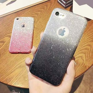 Insten Gradient Glitter Case Cover For Apple iPhone 4 (5)