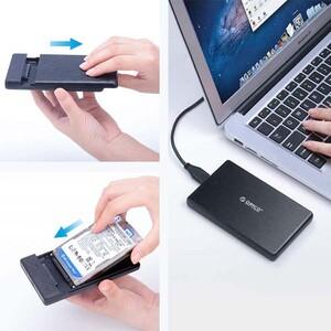 Orico 2189U3 2.5 inch USB 3.0 External HDD Enclosure (4)