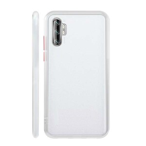 Platina Matte Clear Edge Cover For Samsung Galaxy Note 10 (6)