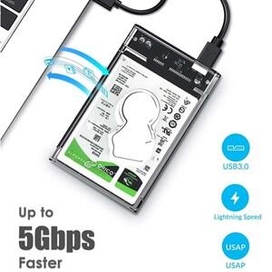 Orico 2139U3 2.5 inch USB 3.0 External HDD Enclosure (4)