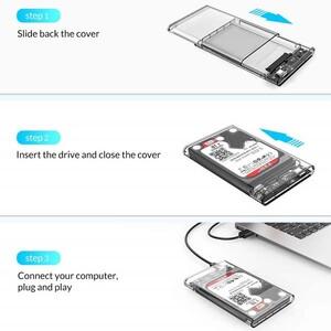 Orico 2139U3 2.5 inch USB 3.0 External HDD Enclosure (6)