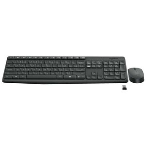 Logitech MK235 Wireless Keyboard and Mouse With Persian Letters (2)