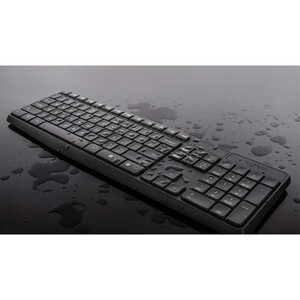 Logitech MK235 Wireless Keyboard and Mouse With Persian Letters (4)