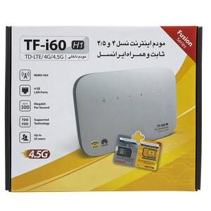 مودمTD-LTE-ایرانسل-مدل-TF-i60-H1