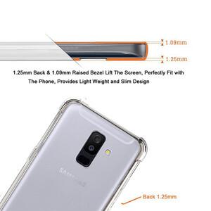 Kasn TPU Case for Samsung Galaxy A6 Plus (3)
