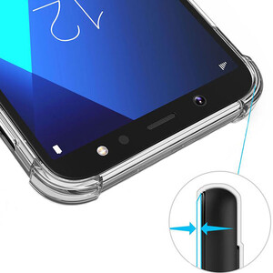 Kasn TPU Case for Samsung Galaxy A6 (2)