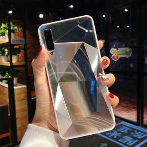 Diamond Mirror Bling Hard Case For Samsung Galaxy M20 (2)