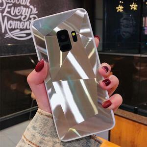 Diamond Mirror Bling Hard Case For Samsung Galaxy A6 (2)