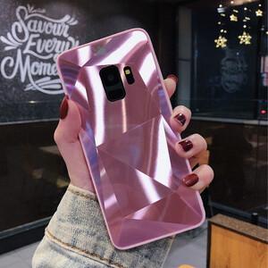 Diamond Mirror Bling Hard Case For Samsung Galaxy J6 Plus (3)