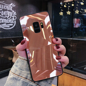 Diamond Mirror Bling Hard Case For Samsung Galaxy J6 Plus (4)