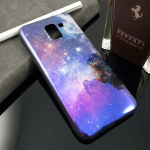 Starry Sky Case For Samsung Galaxy A6 2018 (4)