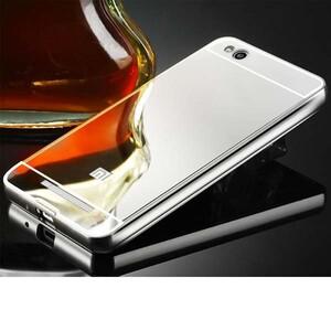 قاب آینهای دور فلزی مناسب برای گوشی شیاومی Redmi 4X