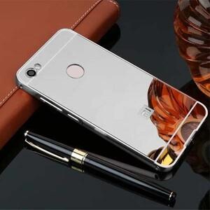 قاب آینهای دور فلزی مناسب برای گوشی شیاومی Redmi Note 5A