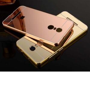 قاب آینهای دور فلزی مناسب برای گوشی شیاومی Redmi Note 4X