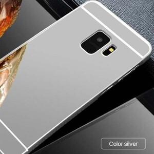 قاب آینهای دور فلزی مناسب برای گوشی سامسونگ Galaxy S9