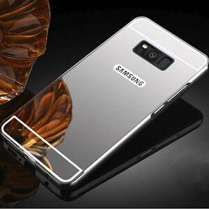 قاب آینهای دور فلزی مناسب برای گوشی سامسونگ Galaxy S8 Plus