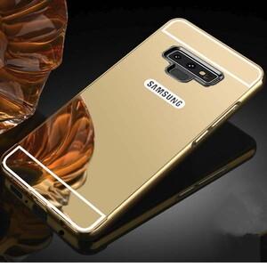 قاب آینهای دور فلزی مناسب برای گوشی سامسونگ Galaxy Note 9