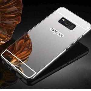 قاب آینهای دور فلزی مناسب برای گوشی سامسونگ Galaxy Note 8
