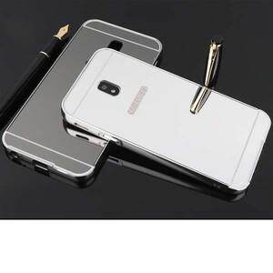 قاب آینهای دور فلزی مناسب برای گوشی سامسونگ Galaxy J5 Pro