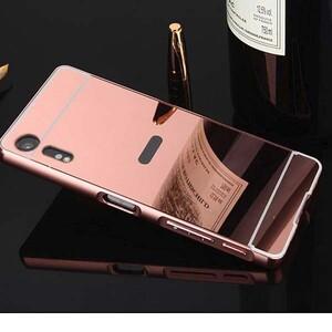 قاب آینهای دور فلزی مناسب برای گوشی سونی XZ