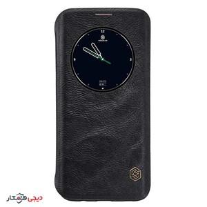 کیف کلاسوری نیلکین مدل Qin مناسب برای گوشی موبایل سامسونگ S7 Edge