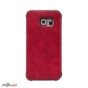 کیف کلاسوری نیلکین مدل Qin مناسب برای گوشی موبایل سامسونگ S6 Edge (2)