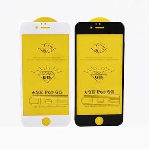 محافظ صفحه نمایش شیشه ای تمپرد مدل Premium مناسب گوشی اپل آیفون 8
