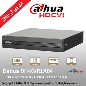 Dahua-XVR1A04