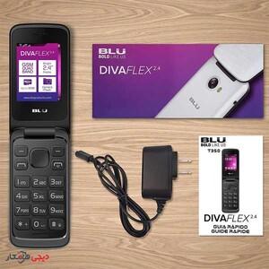 مشخصات-گوشی-موبایل-بلو-Diva-Flex