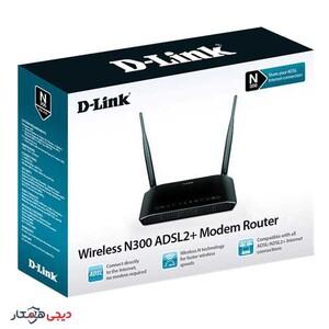مودم-روتر-Dlink-مدل-DSL-2740U
