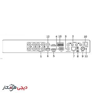 DVR-هایک-ویژن-مدل-DS-7208HUHI-K2-P