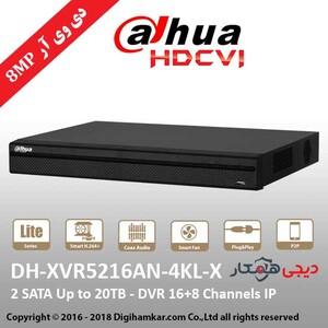 Dahua-DH-XVR5216AN-4KL-X