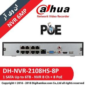 NVR-2108HS-8P