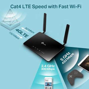 TP-LINK Archer MR200 Wireless LTE Modem Router (5)