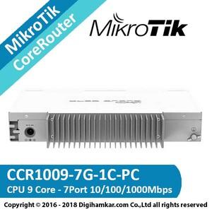 MikroTik-CCR1009-7G-1C-PC