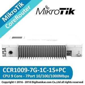 MikroTik-CCR1009-7G-1C-1S+PC