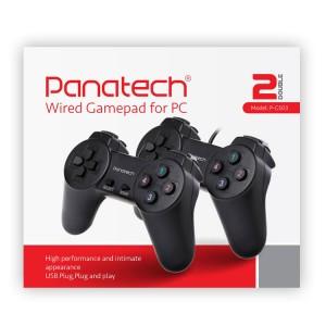 دسته بازی دوبل ساده Panatech مدل G503