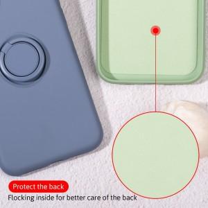 قاب سیلیکونی رینگ دار با بند شیائومی Redmi Note 8 Pro