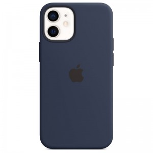 قاب محافظ سیلیکونی آیفون iPhone 12 Mini
