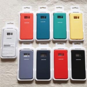 قاب محافظ سیلیکونی سامسونگ S8 Plus