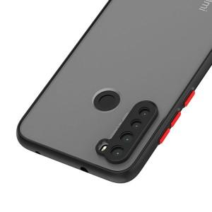 قاب پشت مات محافظ لنزدار شیائومی Redmi Note 8