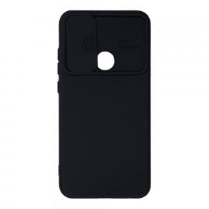 قاب سیلیکونی محافظ لنز دار کشویی شیائومی Redmi Note 8