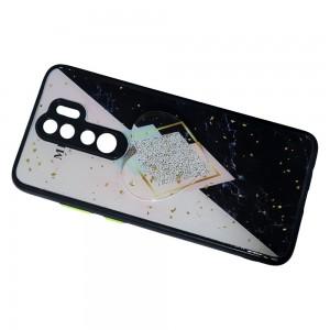قاب رزینی با پاپ سوکت قلبی شیائومی Redmi Note 8 Pro