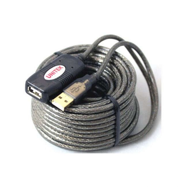 Y-262 USB 2.0 Extension Cable 20M
