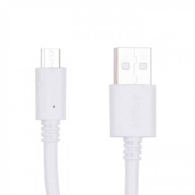 کابل تبدیل USB به microUSB آران مدل E12MC-B به طول 1.2 متر