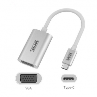 مبدل DisplayPort به DVI/F یونیتک مدل Y-6315