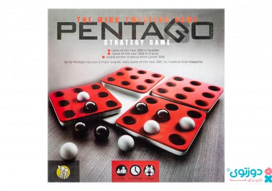 بازی فکری پنتاگو 2